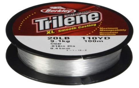 Berkley Trilene XL Monofilament Fishing Line – Best Monofilament