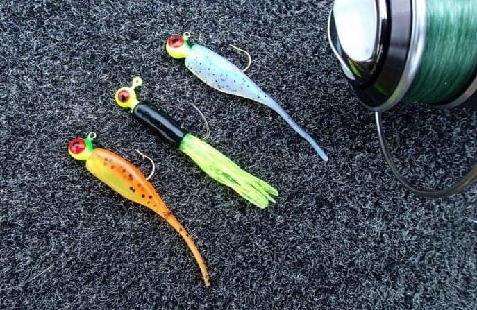 Best Crappie Jigs Ever Made