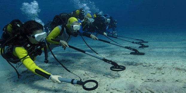 Best Underwater Metal Detectors