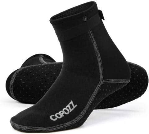 COPOZZ Diving Socks 3mm Neoprene Beach Water Socks