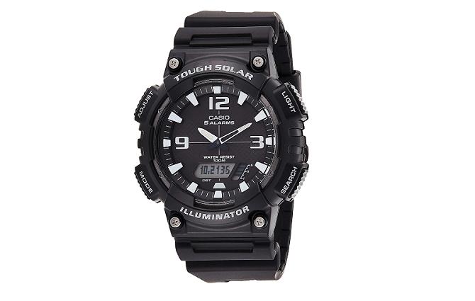 Casio Men's Solar Sport Combination Watch- Budget