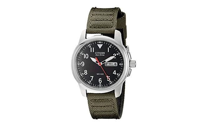 Citizen Eco-Drive Chandler Field Watch- Premium