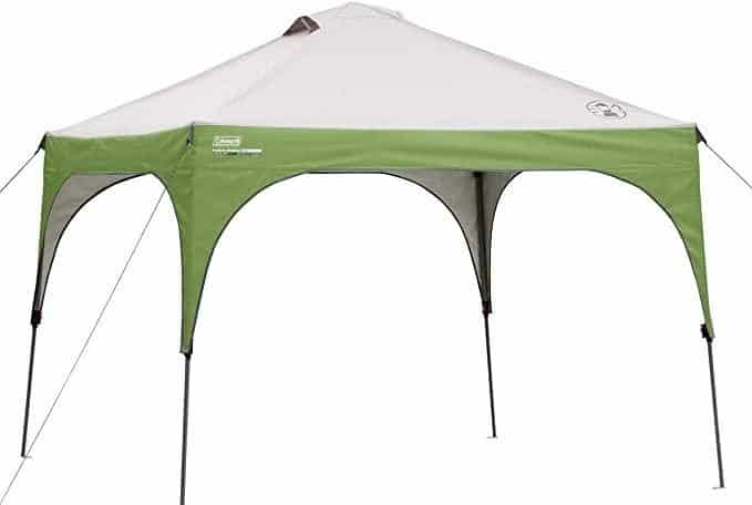 Coleman Instant Beach Canopy 10x10 Feet