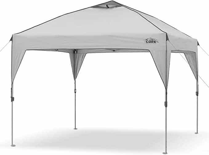 Core Instant Shelter Pop up Canopy