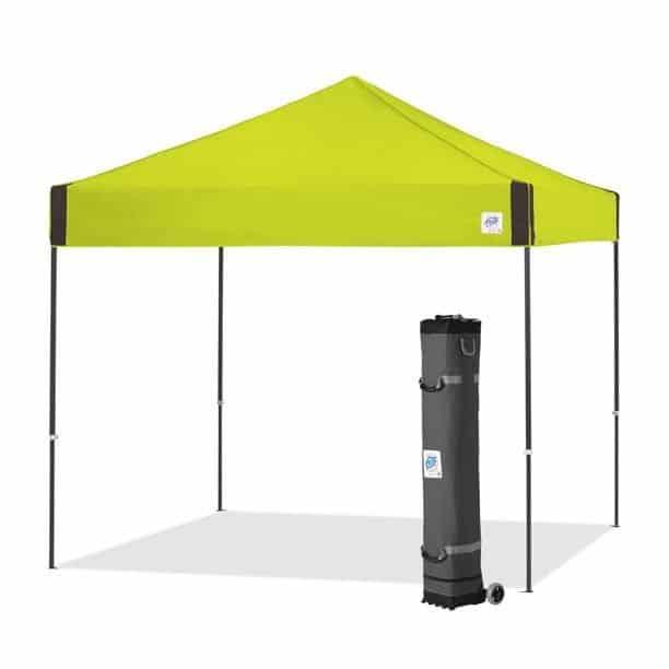 E-Z Up Pyramid Canopy Tent