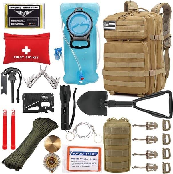 Everlit Tactical Survival Kit