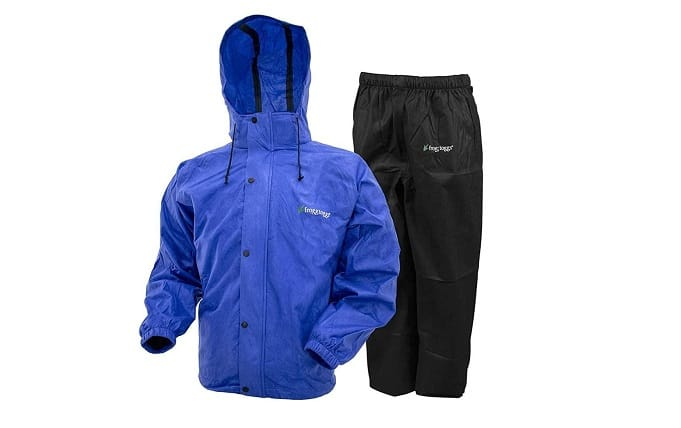 Frogg Toggs Mens Classic-All Sport Rain Proof