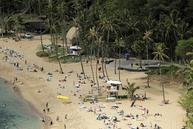 Hanauma Bay Nature Preserve – Oahu