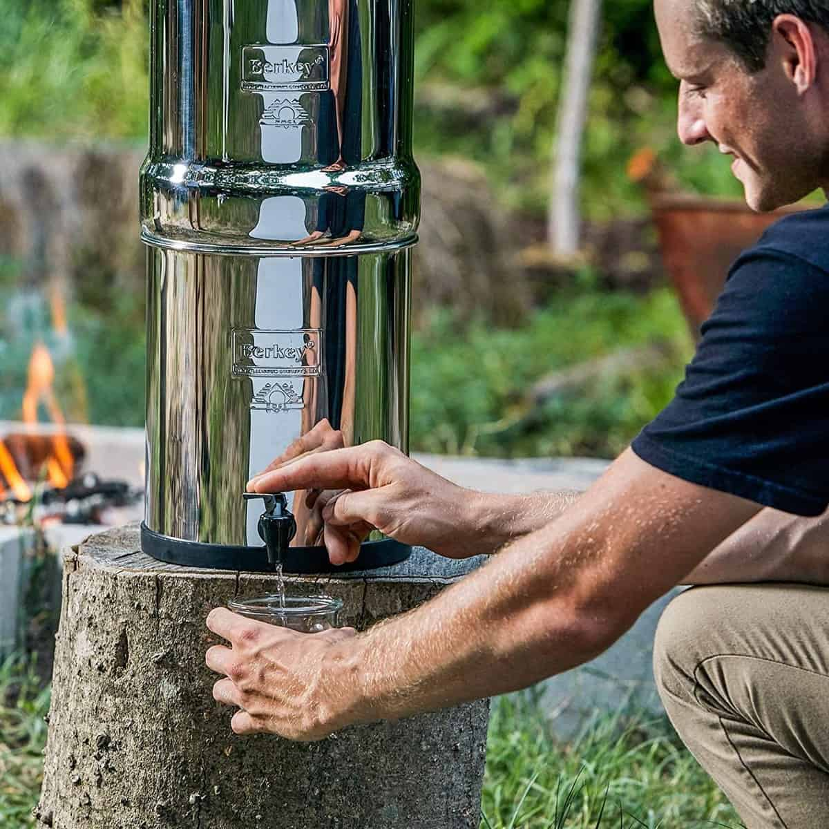 How to Choose the Best Gravity Water Filter