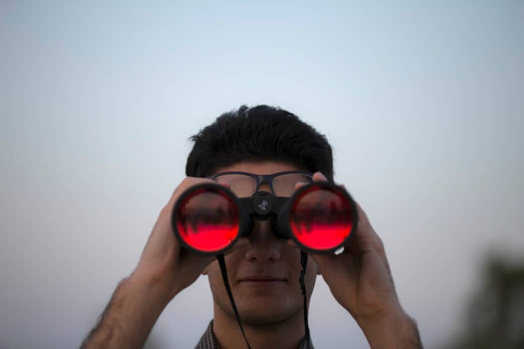 How to Use Binoculars