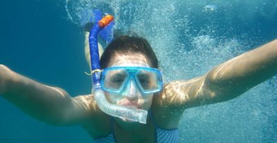 How to Use a Snorkel