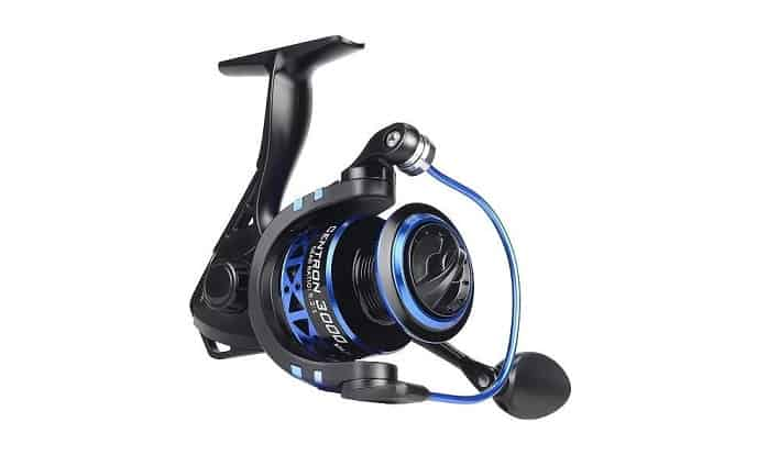 KastKing 3000 Summer and Centron Spinning Reel- Overall