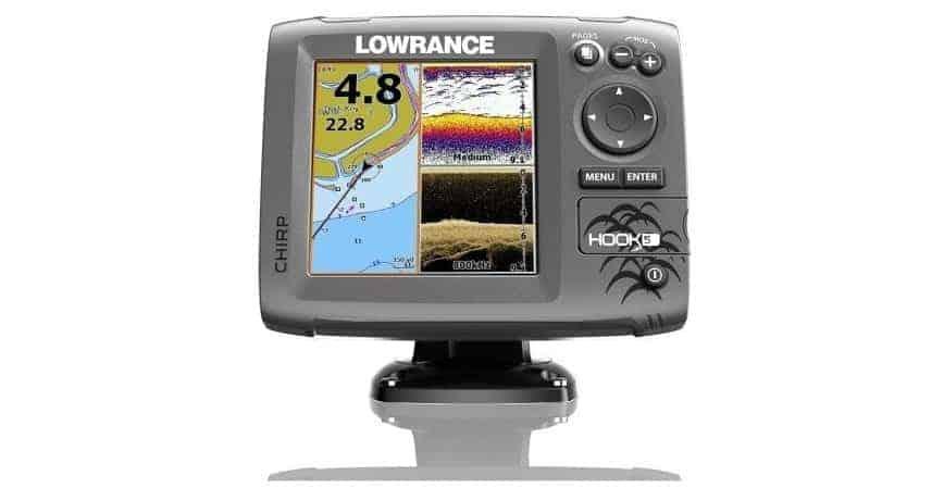 Lowrance Hook 5