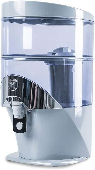 Nikken Water Gravity Filter