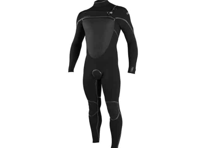 O'Neill Psycho Tech 3-2mm Chest-Zip Full Wetsuit