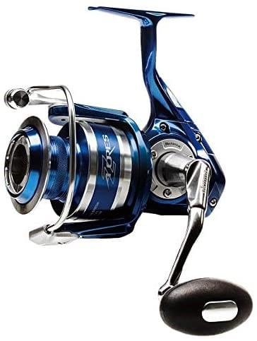 Okuma Reels Azores Blue Spin