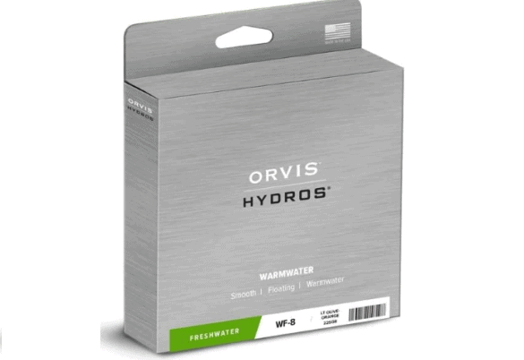 Orvis Hydros Warmwater Fly Line – Best High-End Option Best Fly Line