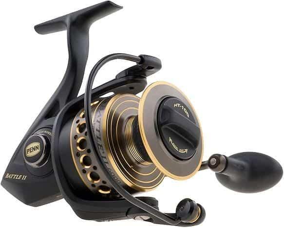 Penn Battle II 2000 Spinning Fishing Reel
