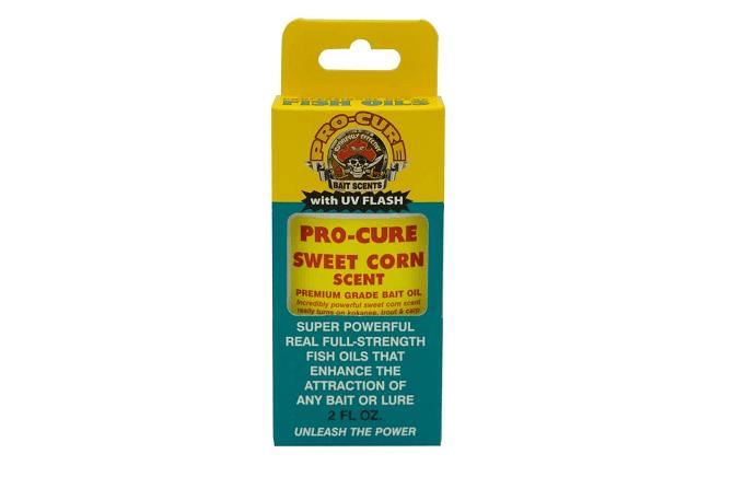 Pro-Cure Sweet Corn Scent Bait Oil