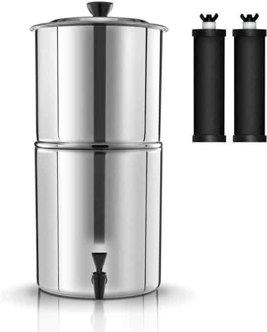 Purewell Gravity Water Filter