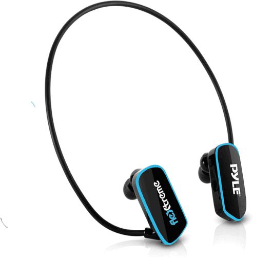 Pyle Waterproof MP3 Player Swim Headphones