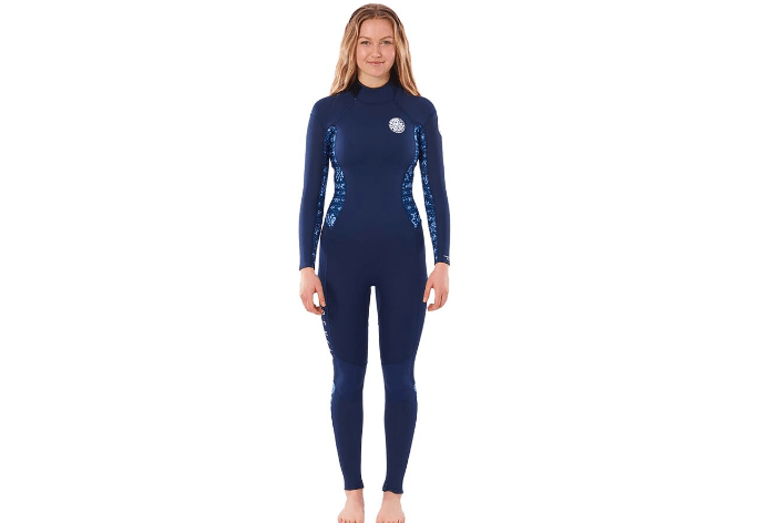 Rip Curl Dawn Patrol 3-2 GB Steamer Back-Zip Wetsuit – Women's