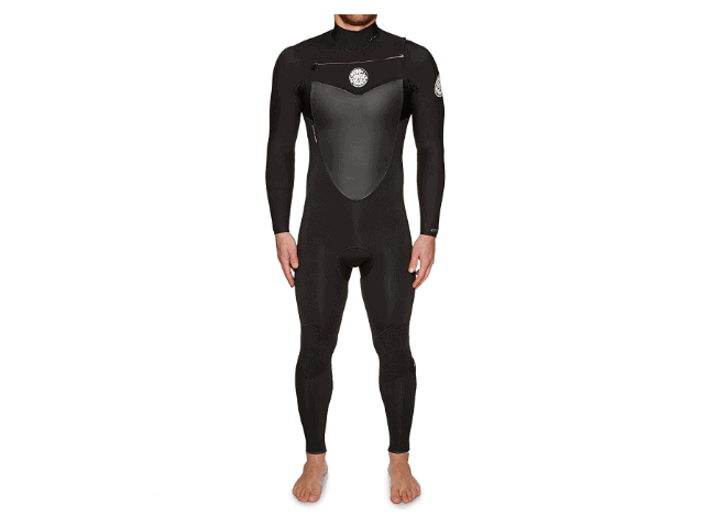 Rip Curl Flashbomb 3-2MM GBS Chest Zip Wetsuit