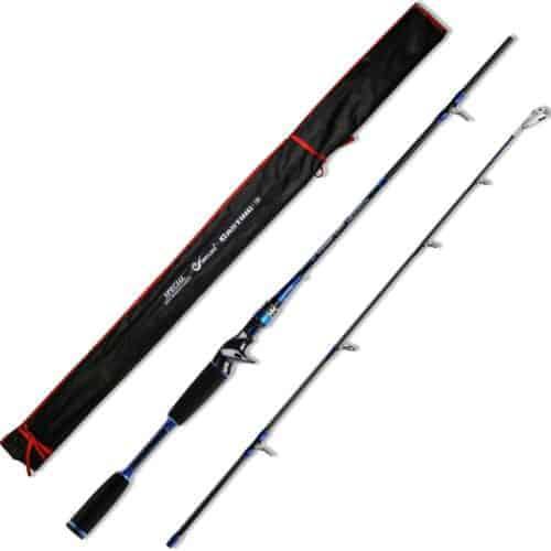 SAN LIKE Baitcasting Spinning Fishing Rod