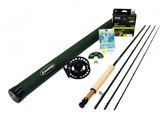 Sage X 690-4 Fly Rod Outfit – Best Pro-Level Combo