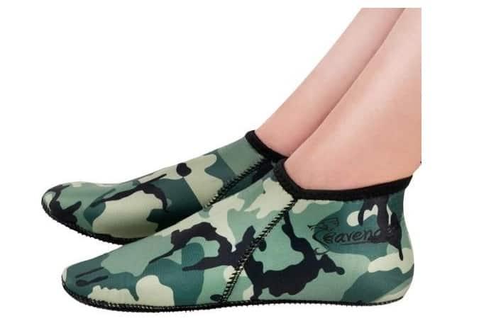 Seavenger Zephys 3mm Neoprene Dive Socks