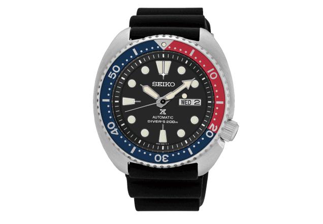 Seiko SRP779K1 Turtle Men Diver's Watch