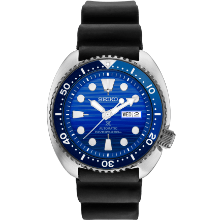 Seiko SRPC91 PROSPEX Save the Ocean Turtle Diver Special Edition Automatic Men's Watch
