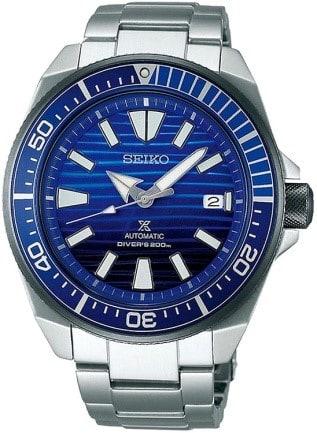 Seiko SRPC93 PROSPEX Samurai Save the Ocean
