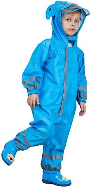 Ssawcasa One Piece Rain Suit