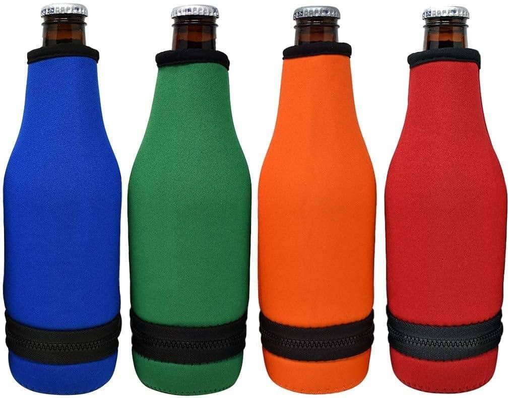 TahoeBay 4 beer Bottle Sleeves
