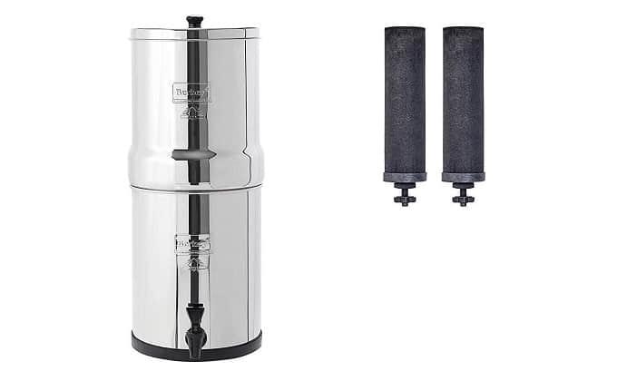 Travel Berkey Gravity Water Filter