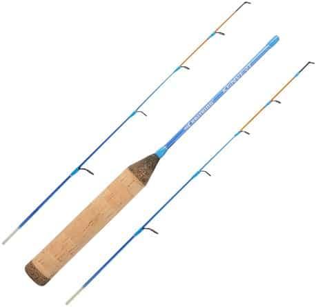 KastKing Konvert Twin Tip Ice Rod