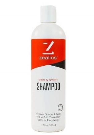 Zealios Sulfate-Free Sports Swimmers Shampoo